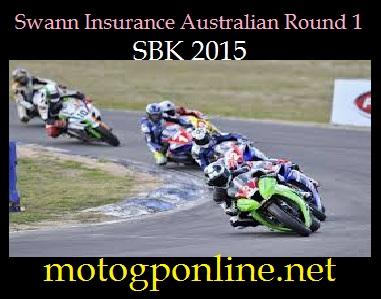 Swann Insurance Australian Round 1 SBK 2015