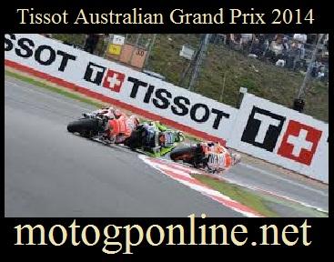 Tissot Australian Grand Prix 2014