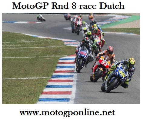 Dutch TT Assen MotoGP 2016 Live Qualifying