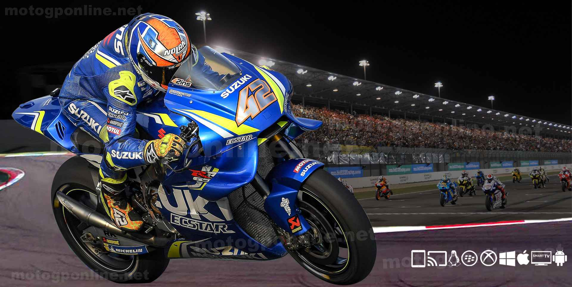 Watch MotoGP Online | Live Moto GP Streaming | Highlights slider