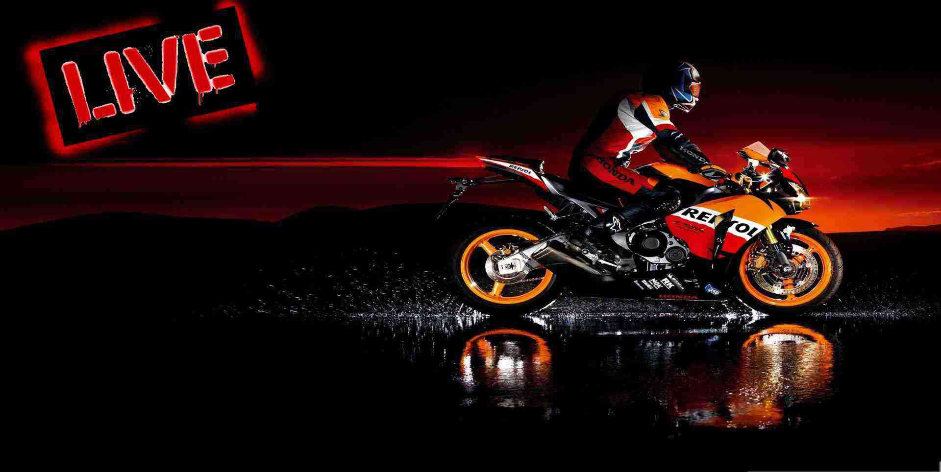 Watch GoPro Motorrad Grand Prix Deutschland 2016 live